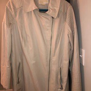Michael Kors tan jacket